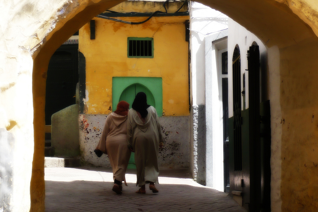 Tangier, Morocco - Get Lost