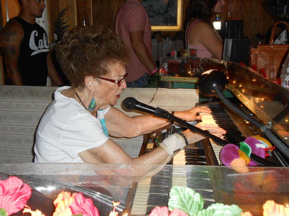 """""""Piano Pat"""" Sponheim"""