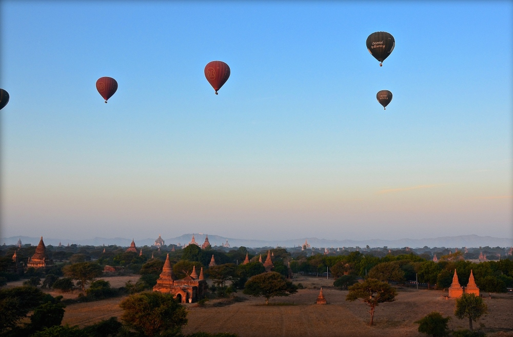 Bagan Temples 12