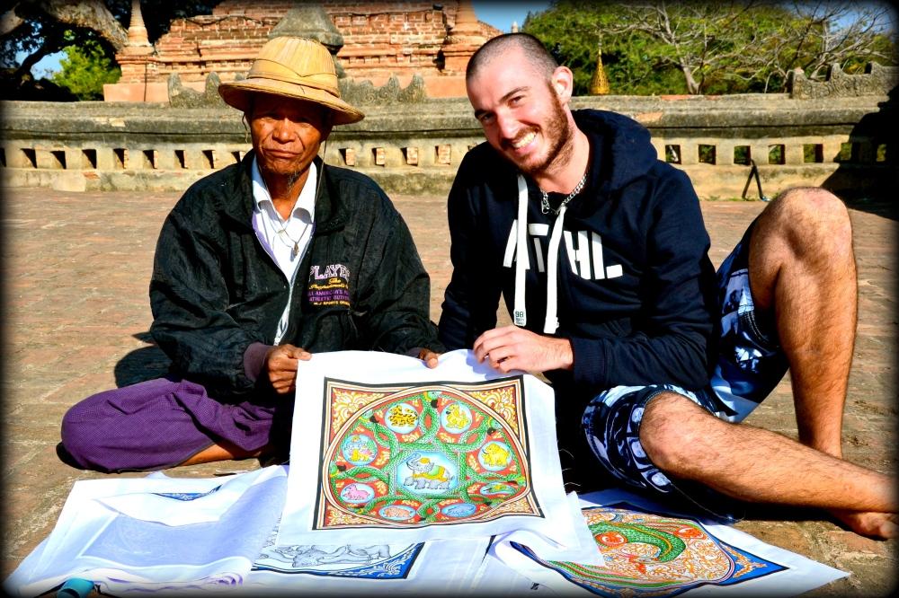 Bagan Temples 16