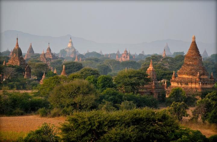 Bagan Temples 6