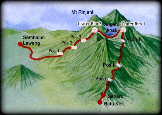 map_trek_rinjani