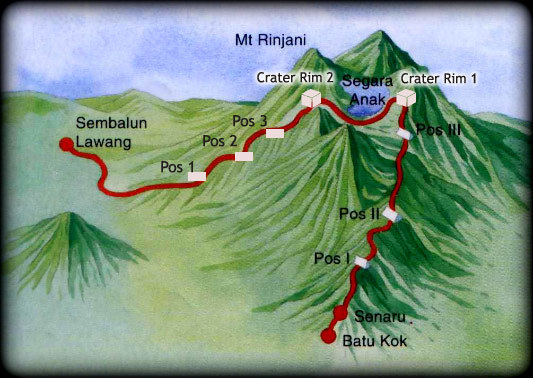 map_trek_rinjani
