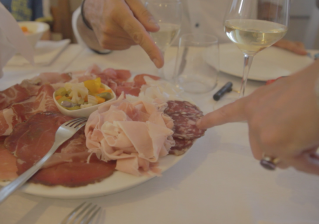 Bergamasca - home made home cooked cold cuts