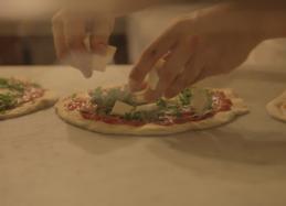 Bergamasca - pizza making 5